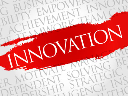 Innovation Word Cloud Total Reward Solutions