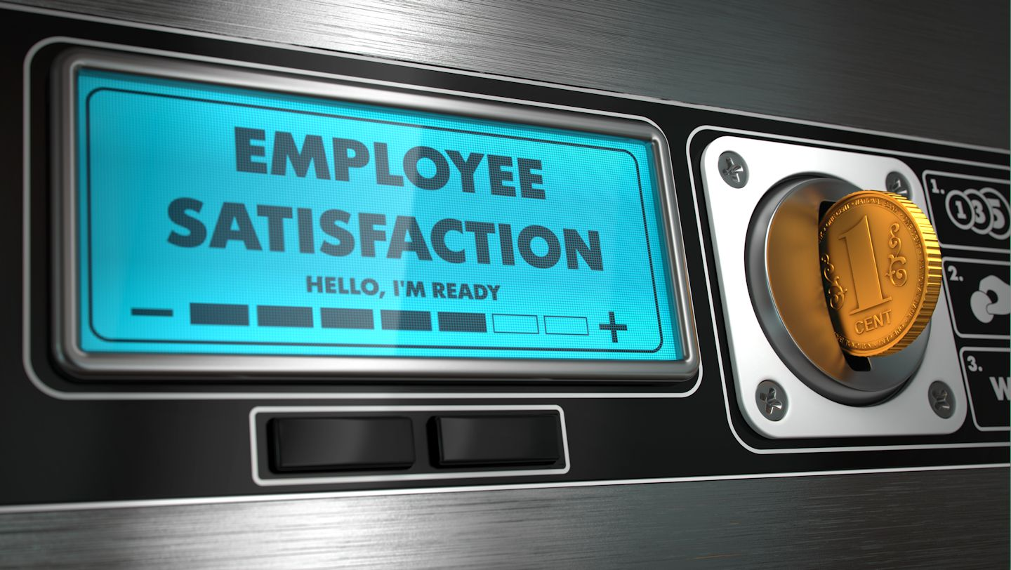 Compensation Satisfaction Employee Satisfaction | Total Reward Solutions | Indianapolis, Indiana