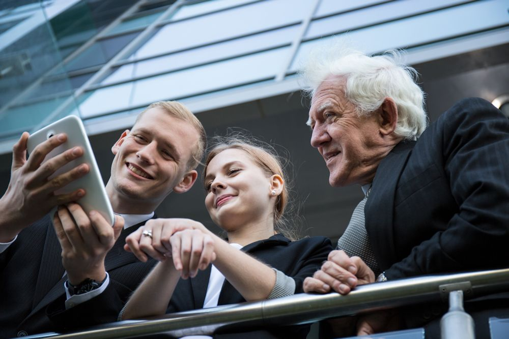 Different Generations in the Workforce | Total Reward Solutions